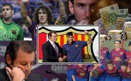 Neymar – siêu sao mang đến vận đen cho Barca?
