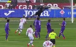 Balotelli sút phạt đỉnh khiến Ronaldo cũng phải nể!