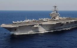 Khoe diệt mô hình tàu chiến trong 50s, Iran đã đủ sức hạ TSB Mỹ?