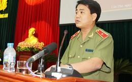"""Tướng Chung nói về vụ """"trảm"""" Phó trưởng phường vì vụ trộm ATM"""