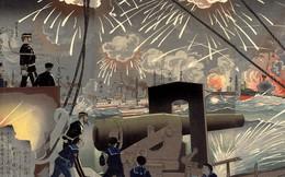 """Hạm đội """"mạnh nhất châu Á"""" của TQ đại bại trước Nhật Bản thế nào?"""