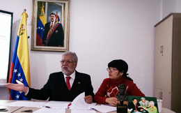 Đại sứ Venezuela ở VN: Mỹ gây bất ổn cho nền dân chủ Venezuela