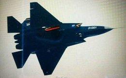 """Trung Quốc """"chế"""" J-31 thành máy bay ném bom"""