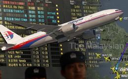 Máy bay Malaysia mất tích: Tiết lộ cuộc gọi cuối cùng trên không