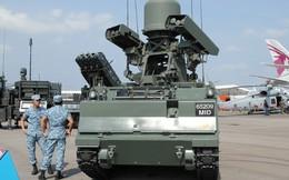 """Singapore """"khoe"""" tên lửa phòng không Igla trên khung gầm M113"""
