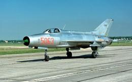 Nhìn lại điệp vụ đánh cắp MiG-21 của tình báo Israel