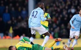 Họa vô đơn chí cho Man City: Yaya Toure bị FA sờ gáy vì xấu chơi
