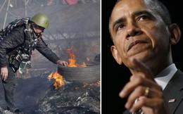 Obama: Trưng cầu dân ý ở Crimea là vi phạm luật pháp quốc tế!