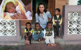 Các cặp song sinh bị bỏ rơi vì bộ lạc mê tín dị đoan