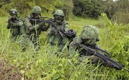 Đọ quân phục ngụy trang của lục quân các nước ASEAN (II)