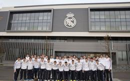 Phạt xong Barca, FIFA quay sang điều tra Real và Atletico