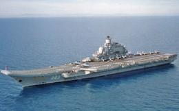 Nga phát triển máy phóng từ tính trên tàu sân bay