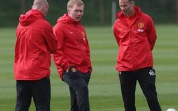 Paul Scholes tiết lộ về chuyện hợp đồng với Man United