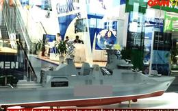 Chiến hạm tàng hình SIGMA của Hải quân Việt Nam lộ diện?