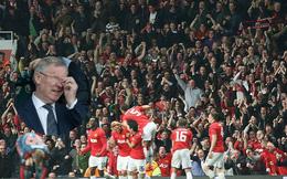Góc nhìn: Man United của Sir Alex vừa thắng