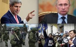 Ngày mai, John Kerry đến Ukraine có mang theo quân đội Mỹ?