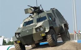 Ukraine sản xuất hàng loạt xe bọc thép Dozor cho vệ binh