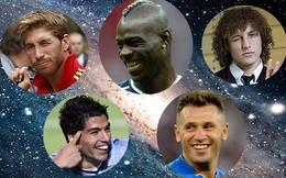 """Những cầu thủ """"troll"""" nhất World Cup 2014"""