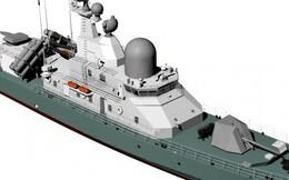2 phương án lắp tên lửa lên tàu pháo TT-400TP Việt Nam