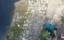 TPHCM: Đang câu cá, bất ngờ nhìn thấy người đàn ông nhảy cầu tự tử