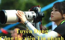 Báo điện tử Trí Thức Trẻ tuyển dụng CTV tin nhanh tại Bình Định