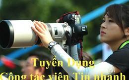 Báo điện tử Trí Thức Trẻ tuyển dụng CTV tin nhanh tại Huế