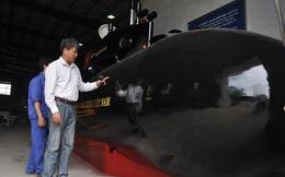 """""""Tin thử nghiệm tàu ngầm Trường Sa ở nước ngoài là nhầm lẫn"""""""