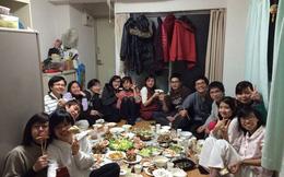 Đêm giao thừa ấm cúng của du học sinh Việt tại Nhật Bản