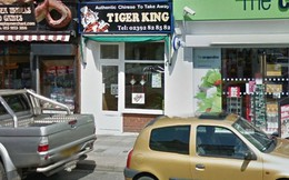 Anh: Hình ảnh cửa hàng đồ ăn nhanh siêu bẩn gây sốc