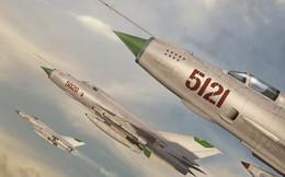 """Phi công Mỹ sững sờ vì những điều """"chưa có tiền lệ"""" của MiG-21"""