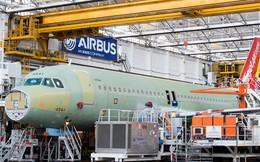 Cận cảnh lắp ráp máy bay A320 trong thương vụ gần 10 tỷ USD của VietJet