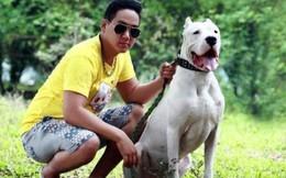 Lạ: Chàng trai HN bỏ làm người mẫu, ca sĩ về nuôi chó nghìn đô