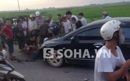 Tai nạn thương tâm, 2 thanh niên chết thảm