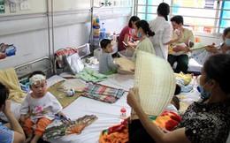 Bệnh sởi lan nhanh: 8.521 ca sốt nghi sởi, 112 ca tử vong