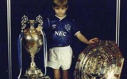 Gerrard từng vô địch Anh với… Everton