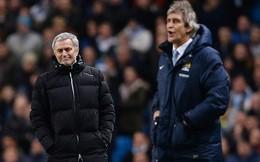 "Mourinho và siêu bí kíp ""bóp chết"" Man City"