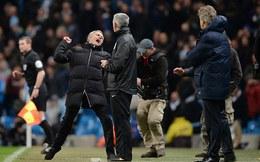 """Đánh bại Man City, Mourinho """"vênh"""" với cả Premier League"""