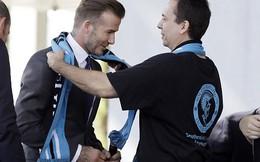 """Beckham """"mua"""" đội bóng Mỹ với giá cực """"bèo"""""""