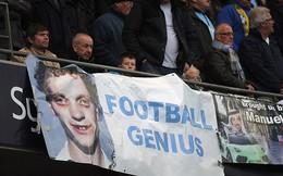 Fan Man City cầu xin tha mạng cho Moyes