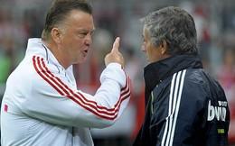 """Van Gaal: """"Ông trùm"""" của những """"ông trùm"""""""