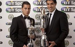 "30 bàn, Suarez đánh bại Gerrard lên ""đỉnh"" Premier League"