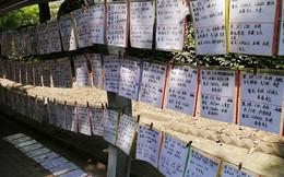 """Cảnh """"rao vặt"""" tìm vợ, tìm chồng như đi... chợ tại Trung Quốc"""