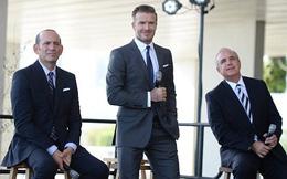 Beckham mất bạc tỷ vì phá sản kế hoạch xây sân vận động