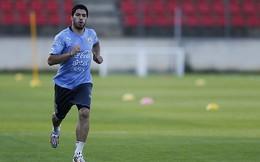 "Uruguay tính ""chấp"" ĐT Anh Luis Suarez"