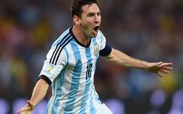Messi lập siêu phẩm vào lưới Bosnia