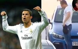 """Cris Ronaldo muốn đấm vỡ mặt """"Messi mới"""""""