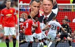Man United: Thiếu phương án C, hàng thủ và thời gian cho Van Gaal