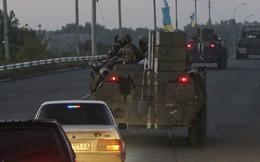 Bắn nhau ác liệt, quân đội Ukraine thâm nhập Luhansk