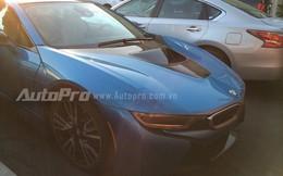 """Hình ảnh thật của BMW i8: """"Mẫu xe thể thao của tương lai"""""""