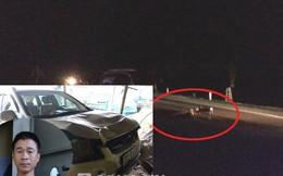 Trắng đêm truy tìm chiếc ô tô bí ẩn đâm chết một phụ nữ